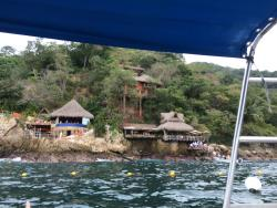 view from the water