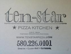 Ten Star Pizza Kitchen