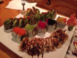 Kobe' Japanese Cuisine & Sushi Bar