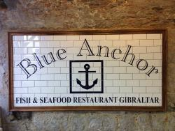 Blue Anchor Gibraltar
