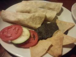 Tacos con il pescato del giorno