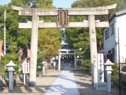 Shimagashira Temmangu Shrine