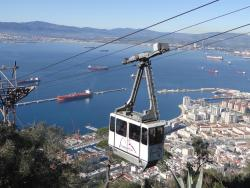 ‪Gibraltar Cable Car‬