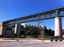 Ponte Ferroviaria de Santa Maria
