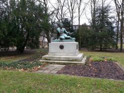 Denkmal fur Heinrich von Kleist