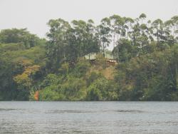 Seen from the Nile