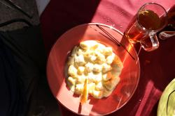 Gnocchi di patate alla zucca profumati di tartufo