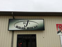 Big J's Roadhouse bar And grill