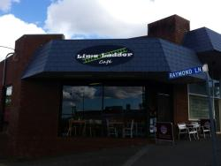 Lime Ladder cafe