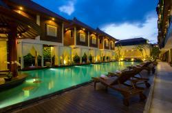 Astagina Resort, Villa, and Spa
