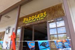 ‪Paddlers Restaurant and Bar‬