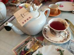 enchanted rose tea parlour