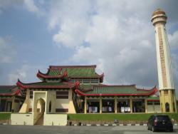 Sultan Ismail Petra Silver Jubilee Mosque