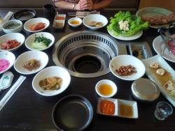 Masil Korean Charcoal Grill Restaurant