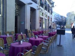 Cafeteria del Hotel Europa