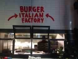 Bif Burger Italian Factory