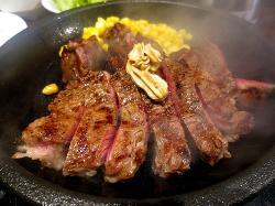 Ikinari Steak, Namba Taiikukan-mae