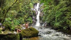 Cachoeira Do Cha