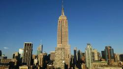 Awesome View of the Empire State Building