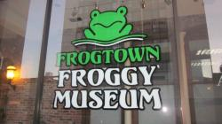The Frogtown Froggy Museum