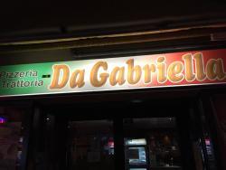 Pizzeria Trattoria Da Gabriella
