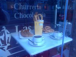 Churreria Chocolateria Las Farolas de Veredillas