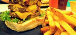 The Fabulous Burger