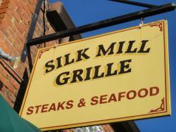 Silk Mill Grille, Orange, VA.