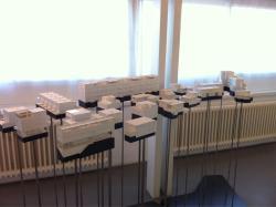 Weissenhofmuseum im Haus Le Corbusier