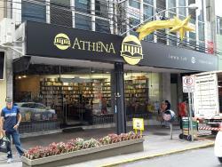 Athena Livraria E Cafe