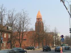 St Paul's Church of the Estonian Evangelical Lutheran Church