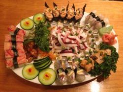 Bunga Raya Restaurant & Sushi Bar