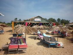 Sam's Paradise Beach Shack, Candolim, Bardez, Goa