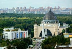 The Exhibition of Achievements of National Economy (VDNKh)