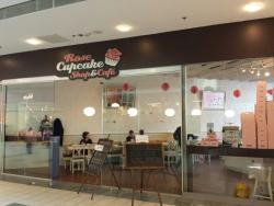 Rose Cupcake Shop & Cafe