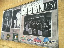 Fisher & Brown's SpeakEasy