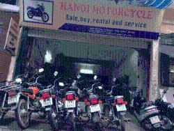 Hanoi Motorcycle