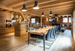 The Tasty Ski Company - Chalet Samoens