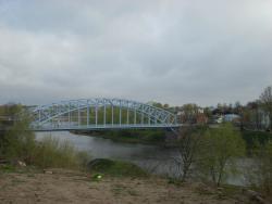 Arched Bridge Belelyubskogo