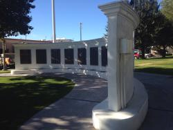 Santa Cruz County Wall of Honor