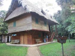 Parque Nacional Laguna Lachua