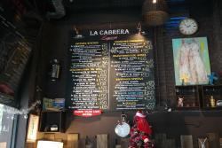 La Cabrera Express