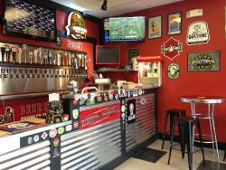 Beer Dawgs Growler Fill Station