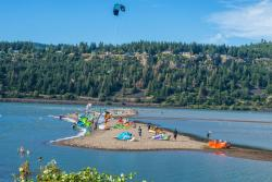 Hood River Event Site