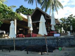 ห้องอาหารริมหาด