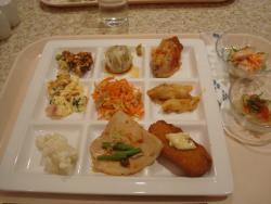 Buffet Style Restaurant Corone