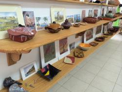 Les Mains D'Or Pottery Studio & Local Creation Gift Shop