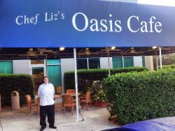 Chef Liz's Oasis Cafe