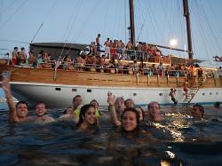 Lazy Pirate Party Boat Malta