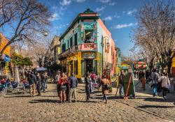 La Boca Buenos Aires Walking Tour